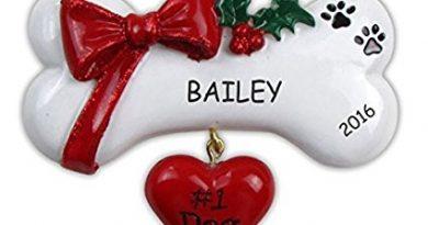 personalized-dog-bone-christmas-tree-ornament
