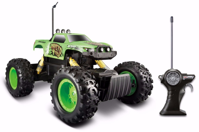 Maisto RC Rock Crawler Radio Control Vehicle