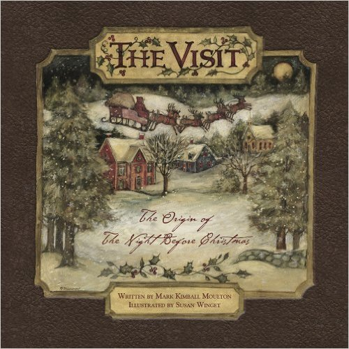Christmas Book - The Visit