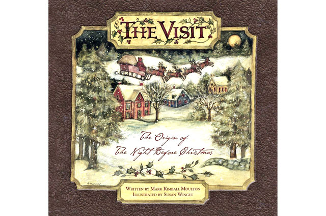 The Visit - Mark Kimball Moulton