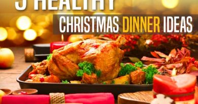 5 Tasty Side Dish Ideas For a Healthier Christmas Dinner