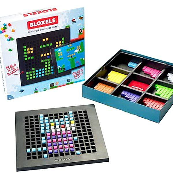 Bloxels Box Game Board Pieces