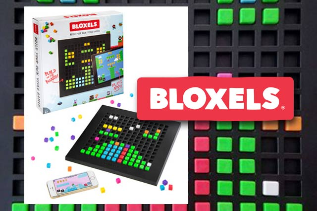Bloxels Build Your Own Video Game Toy