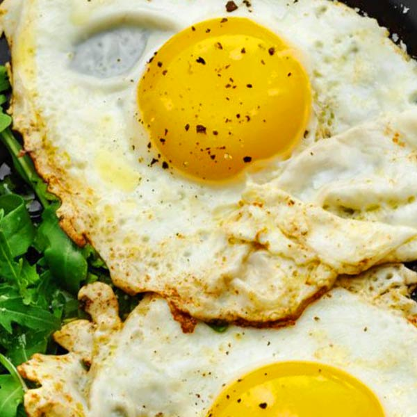 Eggs High Protein Boost Energy