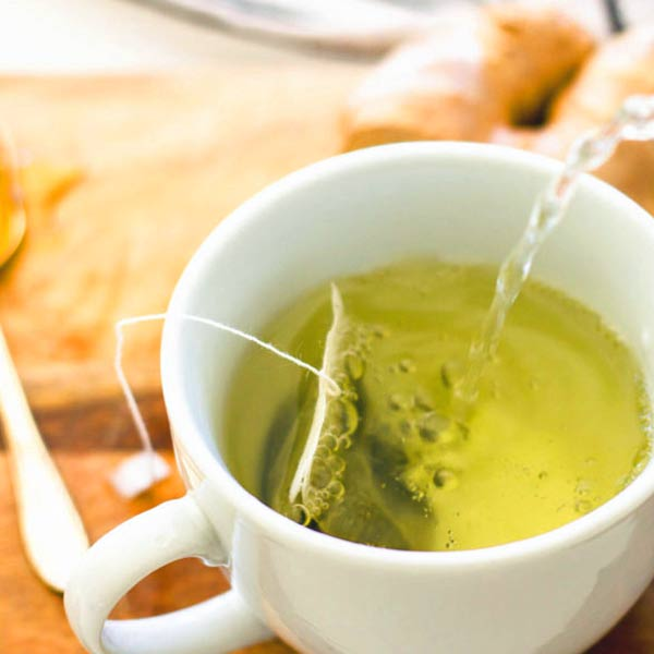 Green Tea Antioxidants Nutrients Helps Concentration Gives Quick Boost