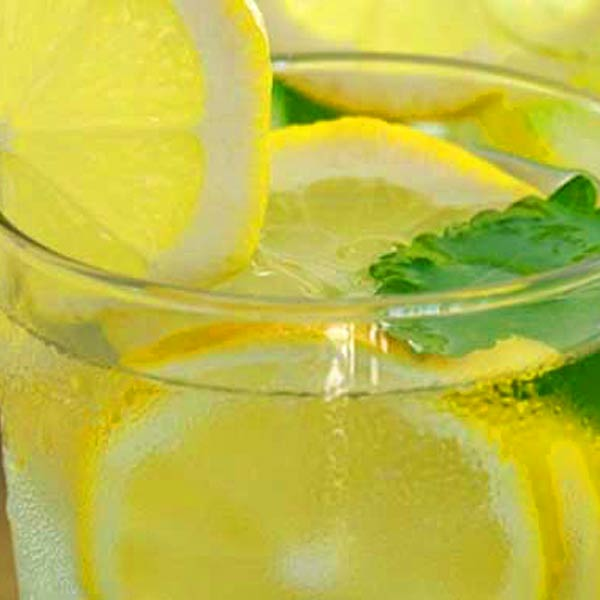 Lemon Water Nutritious Vitamin C Stay Hydrated For Energy