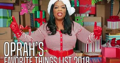 Oprah's Favorite Things List for 2018 Holiday Gifts for Everyone