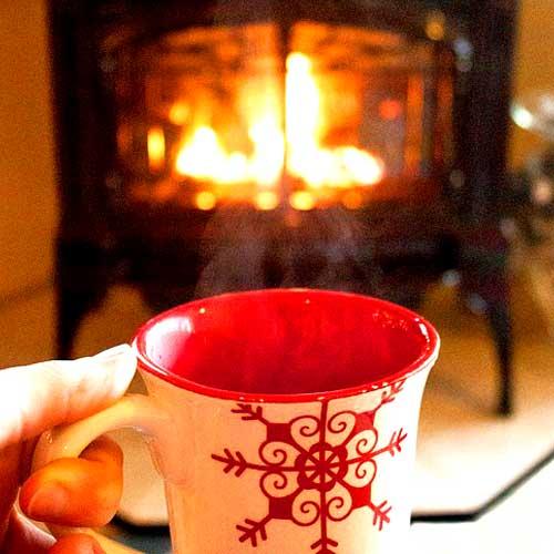 De-stress Relax For a Cozy Christmas