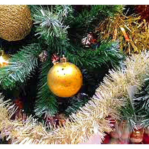 Hanging Garland Christmas Tree Decoration