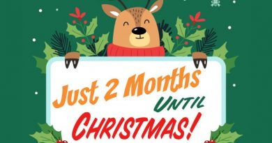 2 Months Til Christmas