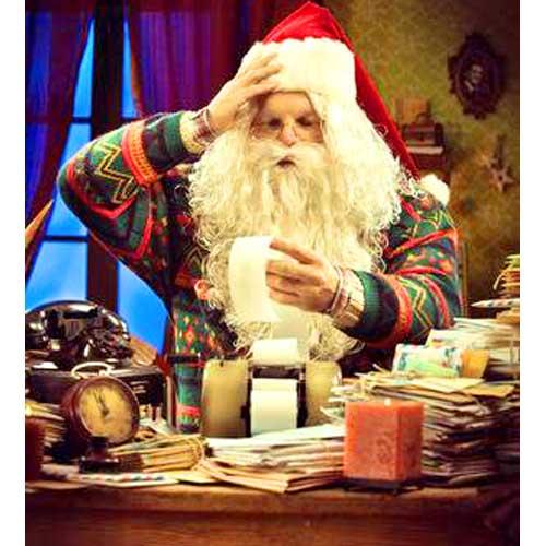 Santa Desk North Pole