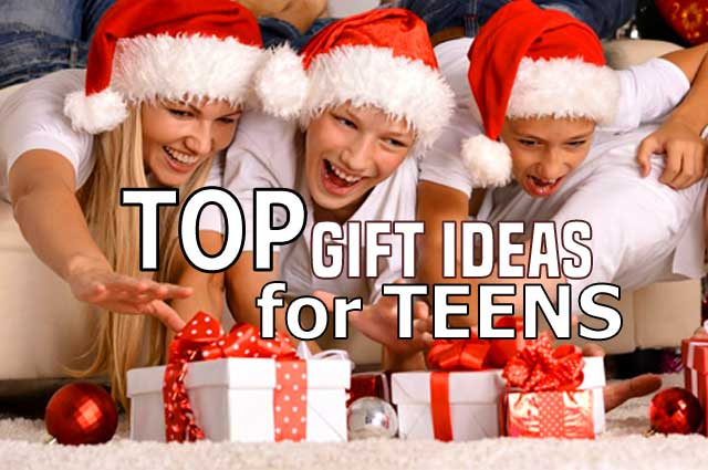 Top Christmas Gift Ideas For Teens