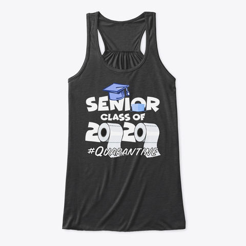 Class of 2020 Graduation Gift Flowy Tank