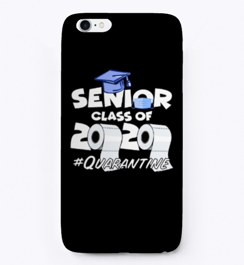Class of 2020 Graduation Gift iPhone Case