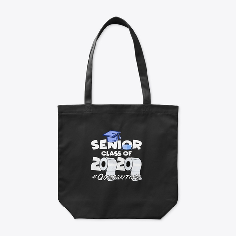 Class of 2020 Graduation Gift Tote Bag