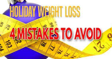 Holiday Weight Loss Mistakes Avoid Feat